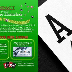 Poker Tournament - Fundraiser